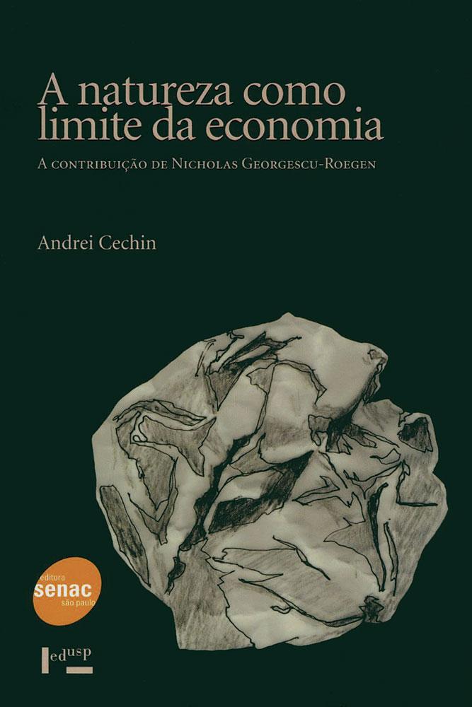 Capa de A Natureza como Limite da Economia