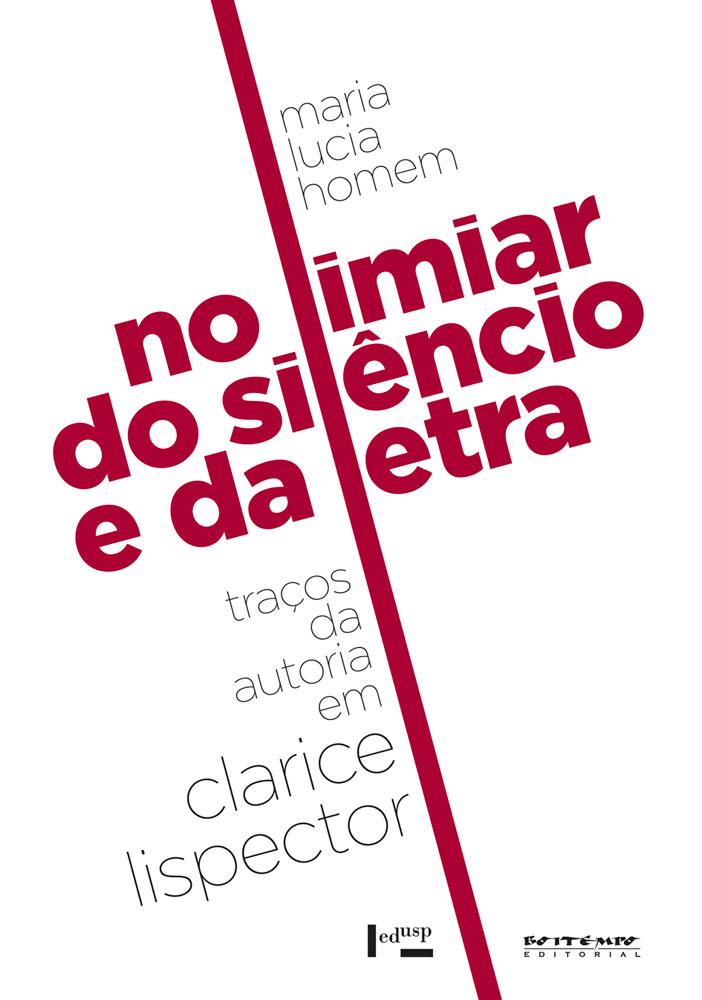 Capa de No Limiar do Silêncio e da Letra