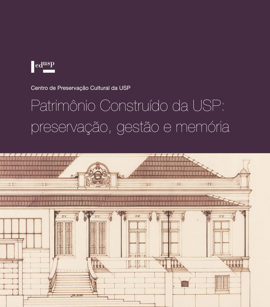 Capa de Patrimônio Construido da USP
