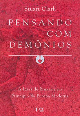 Capa de Pensando com Demônios