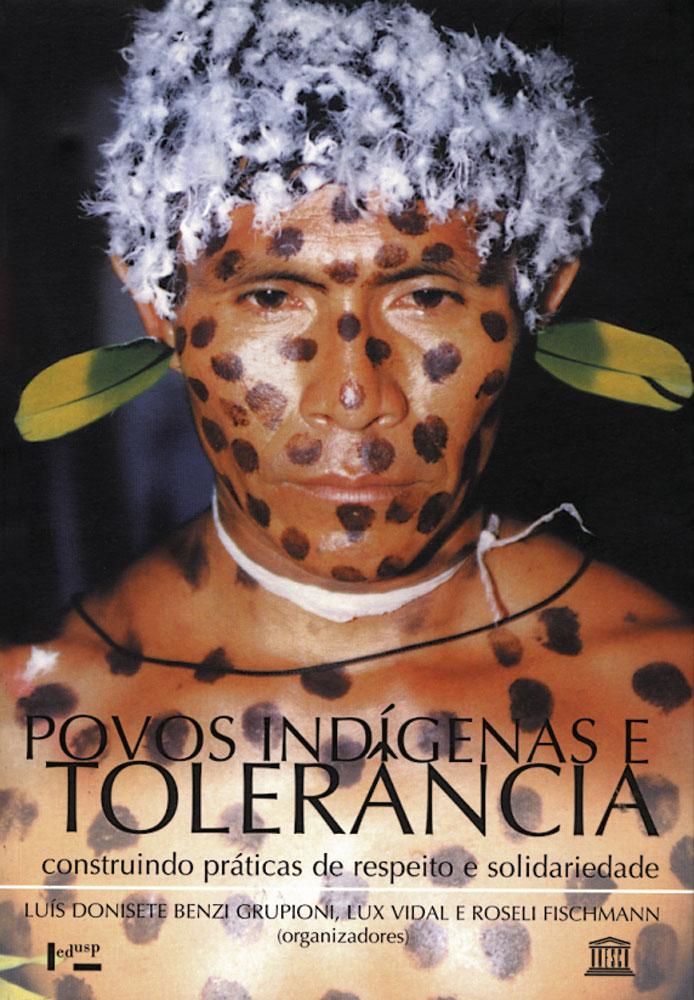 Capa de Povos Indígenas e Tolerância