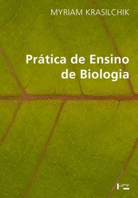 Capa de Prática de Ensino de Biologia