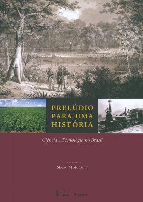 Capa de Prelúdio para uma História