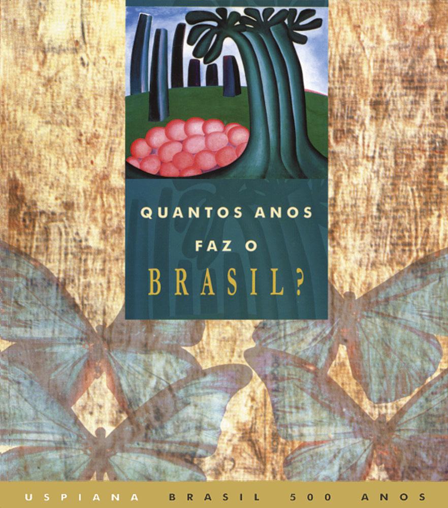 Capa de Quantos Anos Faz o Brasil?