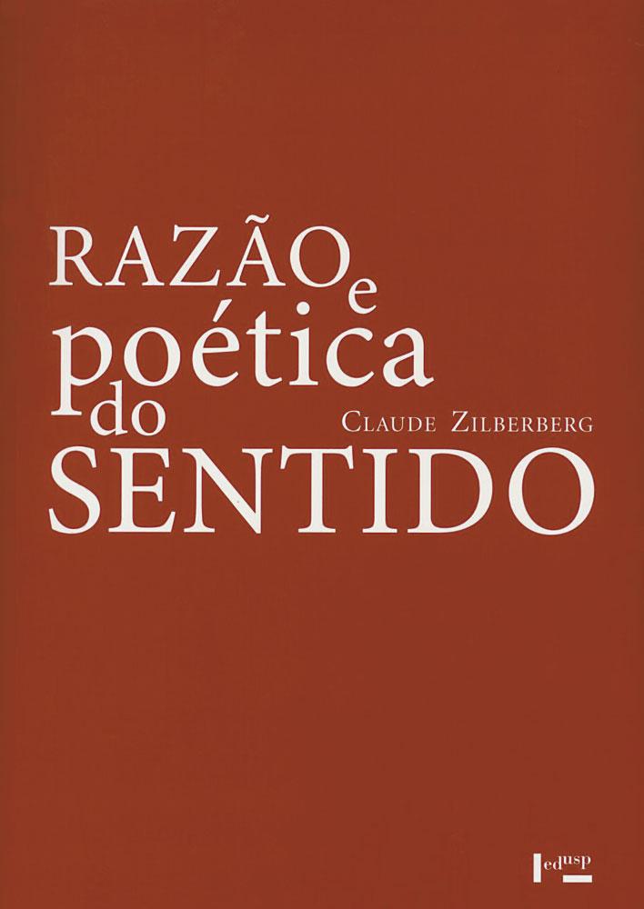 Capa de Razão e Poética do Sentido