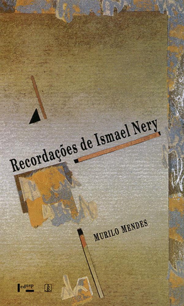 Capa de Recordações de Ismael Nery