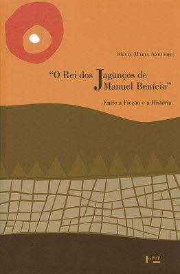Capa de O Rei dos Jagunços de Manuel Benício