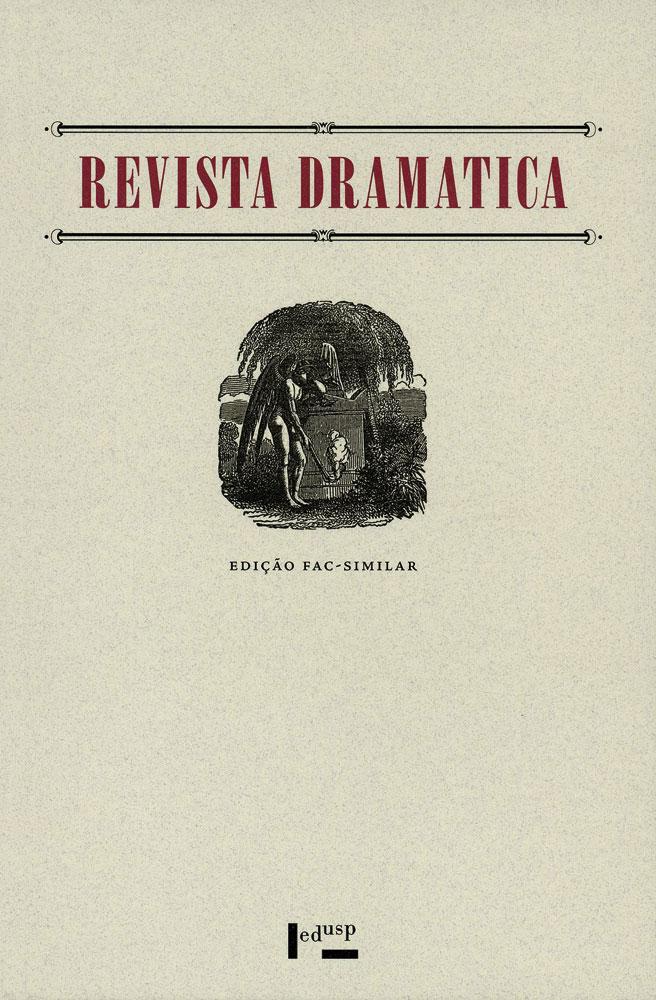 Capa de Revista Dramatica