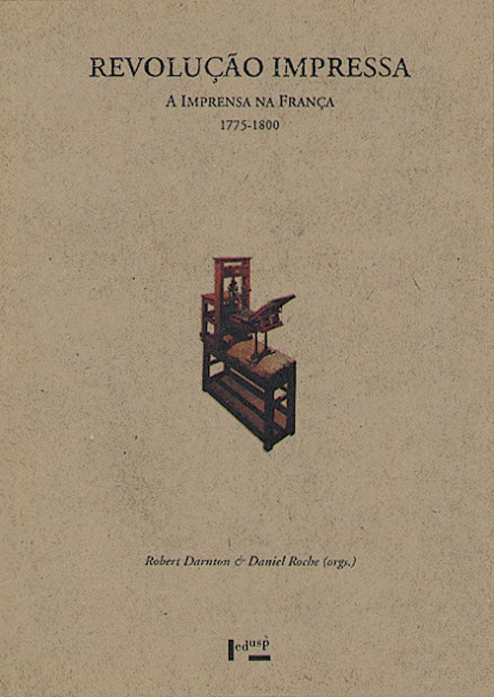 Capa de Revolução Impressa
