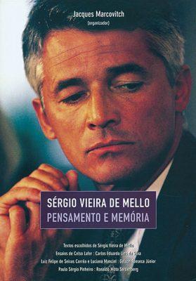Capa de Sérgio Vieira de Mello