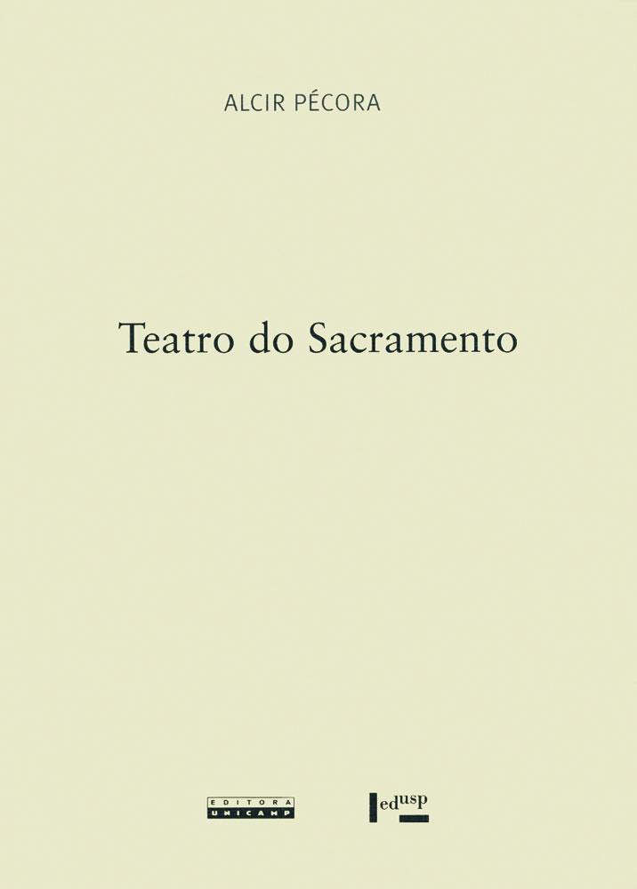 Capa de Teatro do Sacramento