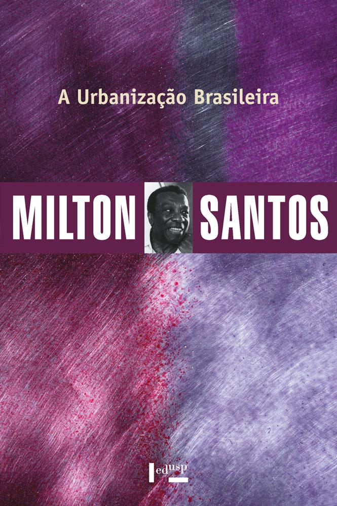Capa de A Urbanização Brasileira