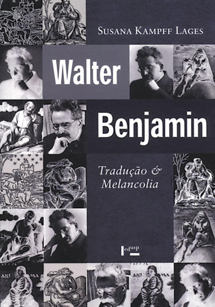 Capa de Walter Benjamin