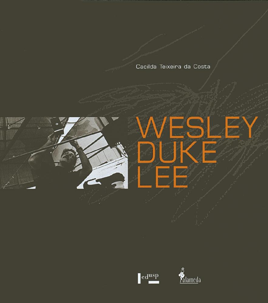 Capa de Wesley Duke Lee