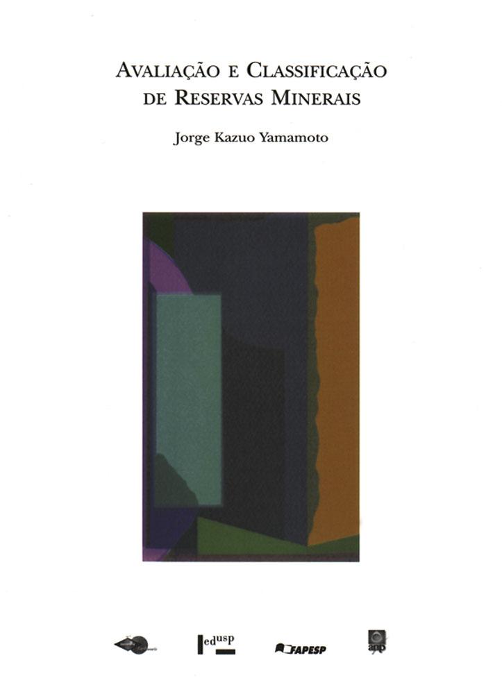 Capa de Avaliação e Classificação de Reservas Minerais