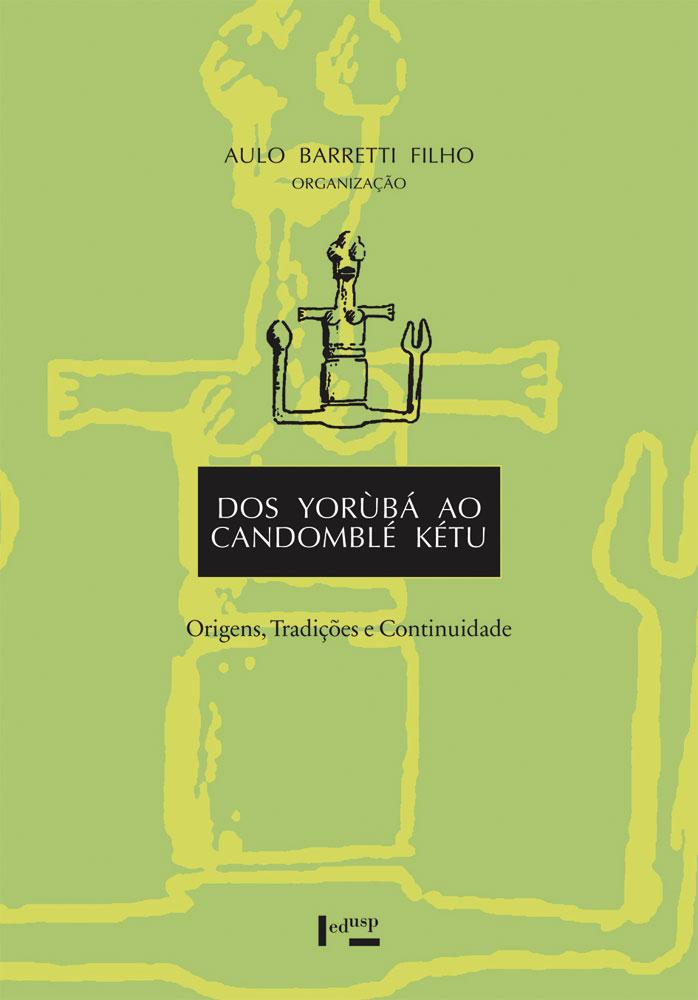Capa de Dos Yorùbá ao Candomblé Kétu