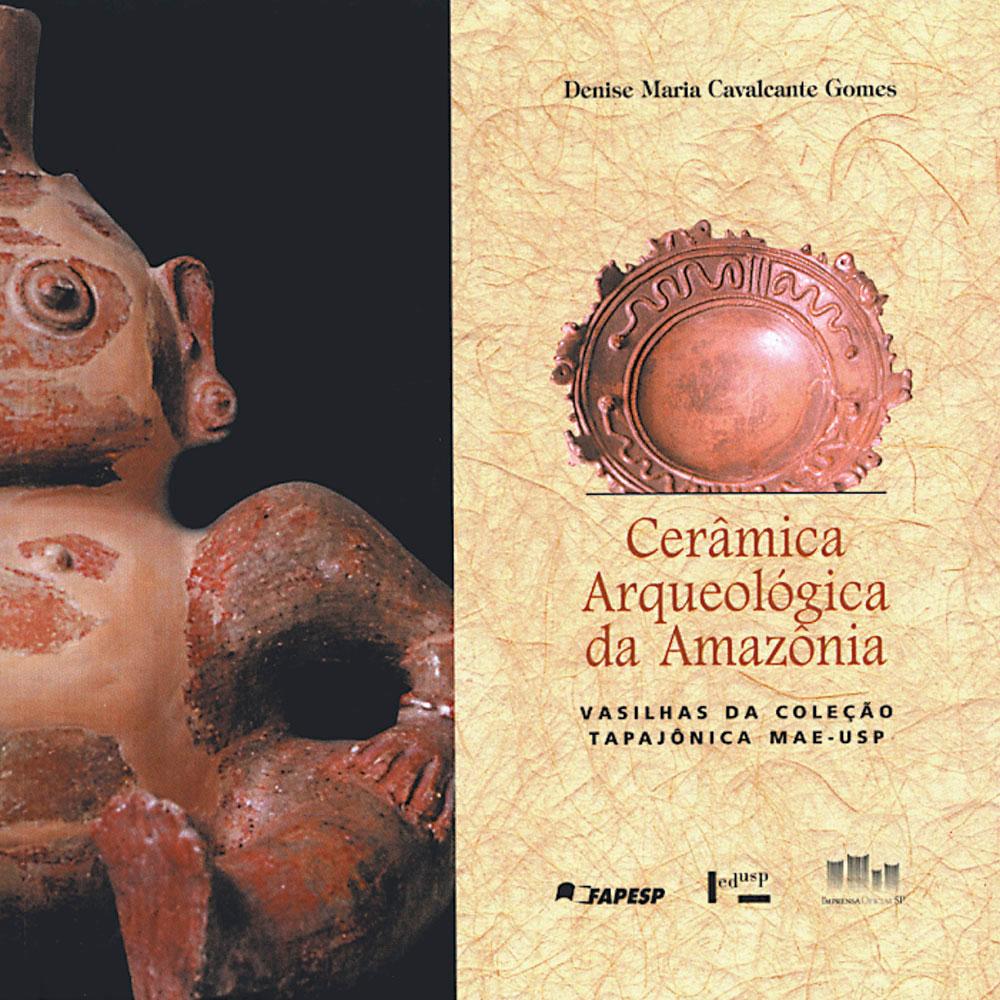 Capa de Cerâmica Arqueológica da Amazônia