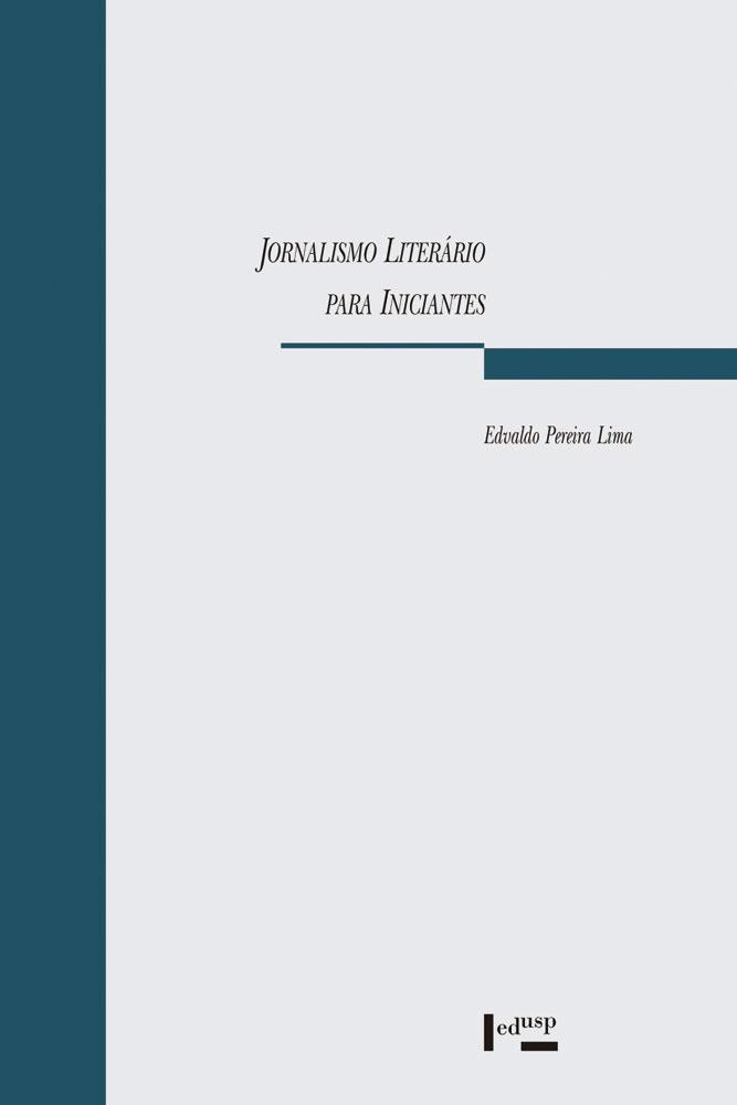 Capa de Jornalismo Literário para Iniciantes