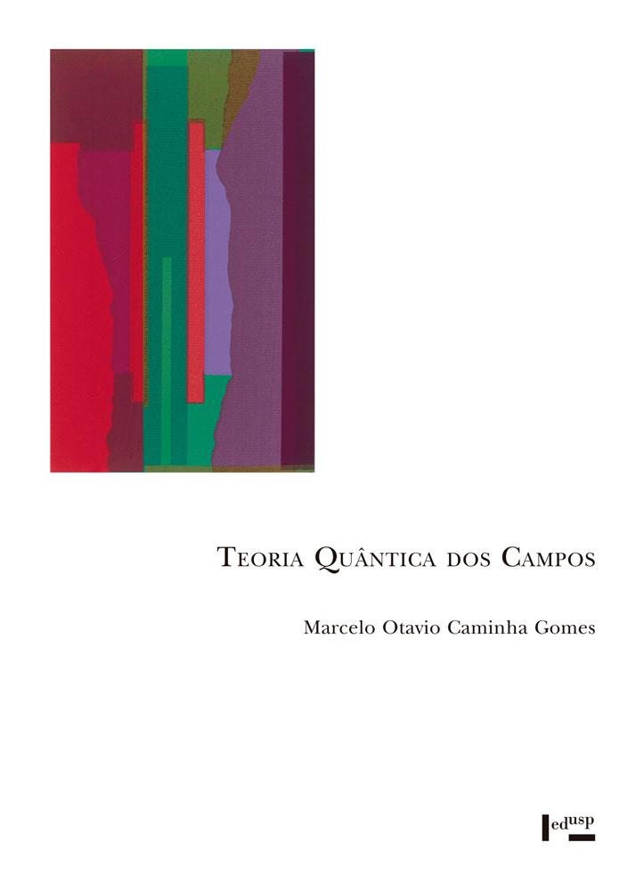 Capa de Teoria Quântica dos Campos
