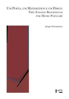 Capa de Um Poeta, um Matemático e um Físico