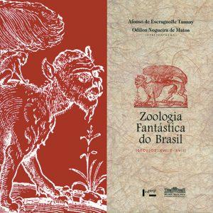 Capa de Zoologia Fantástica do Brasil