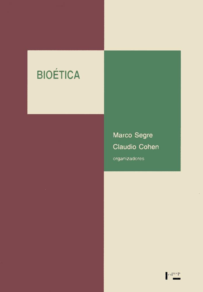Capa de Bioética