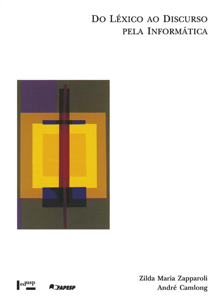 Capa de Do Léxico ao Discurso pela Informática