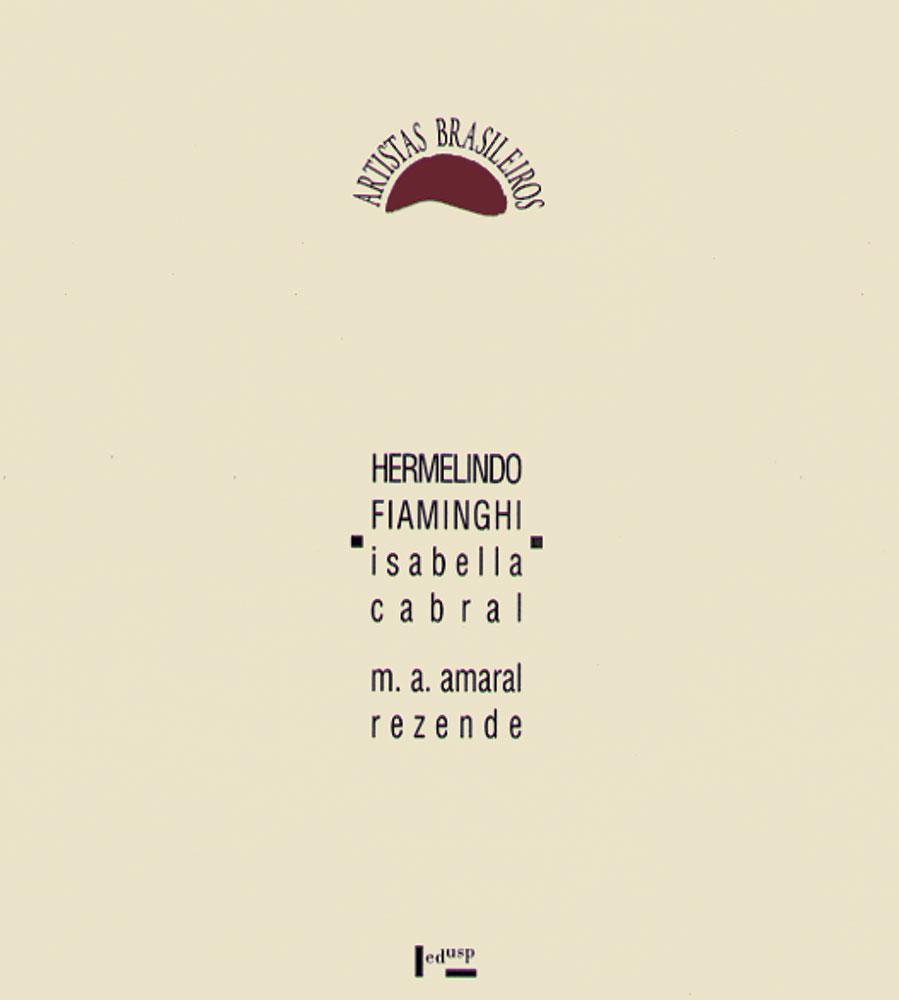 Capa de Hermelindo Fiaminghi