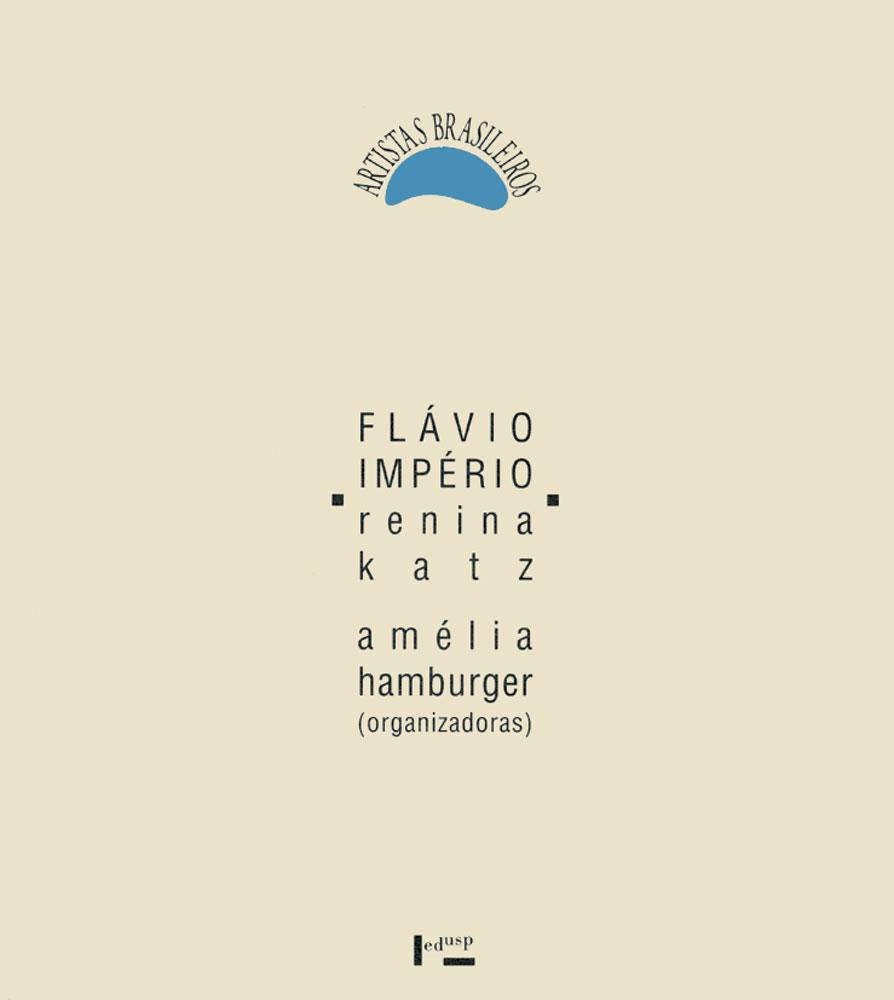 Capa de Flávio Império