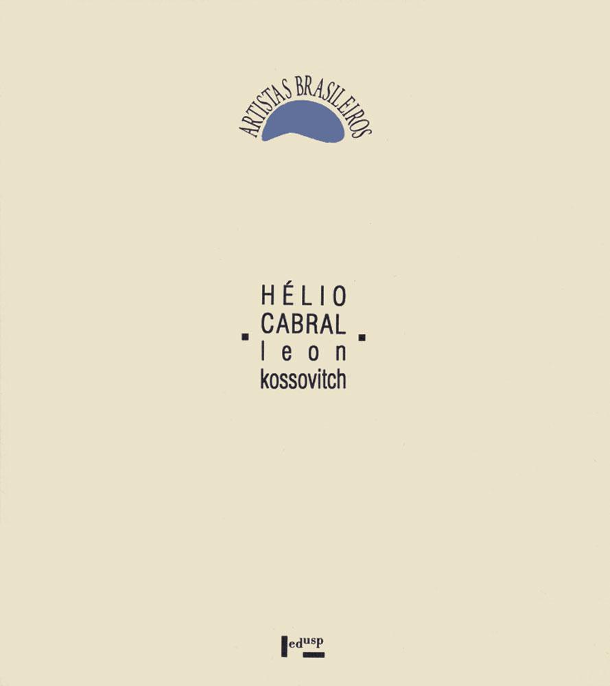Capa de Hélio Cabral