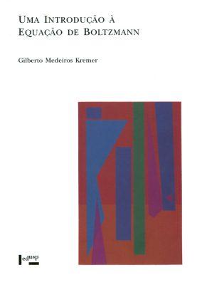 Capa de Uma Introdução à Equação de Boltzmann