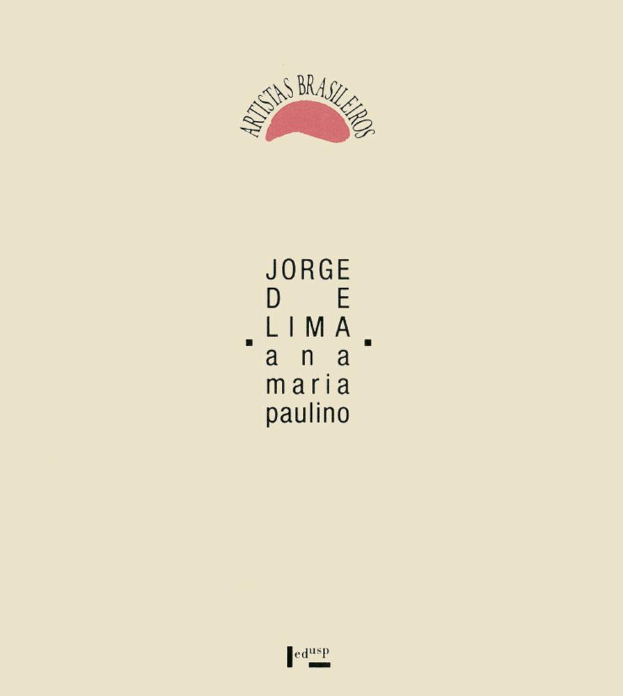 Capa de Jorge de Lima