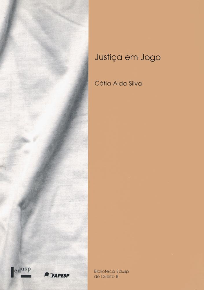 Capa de Justiça em Jogo