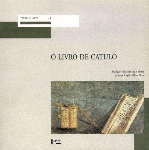 Capa de O Livro de Catulo