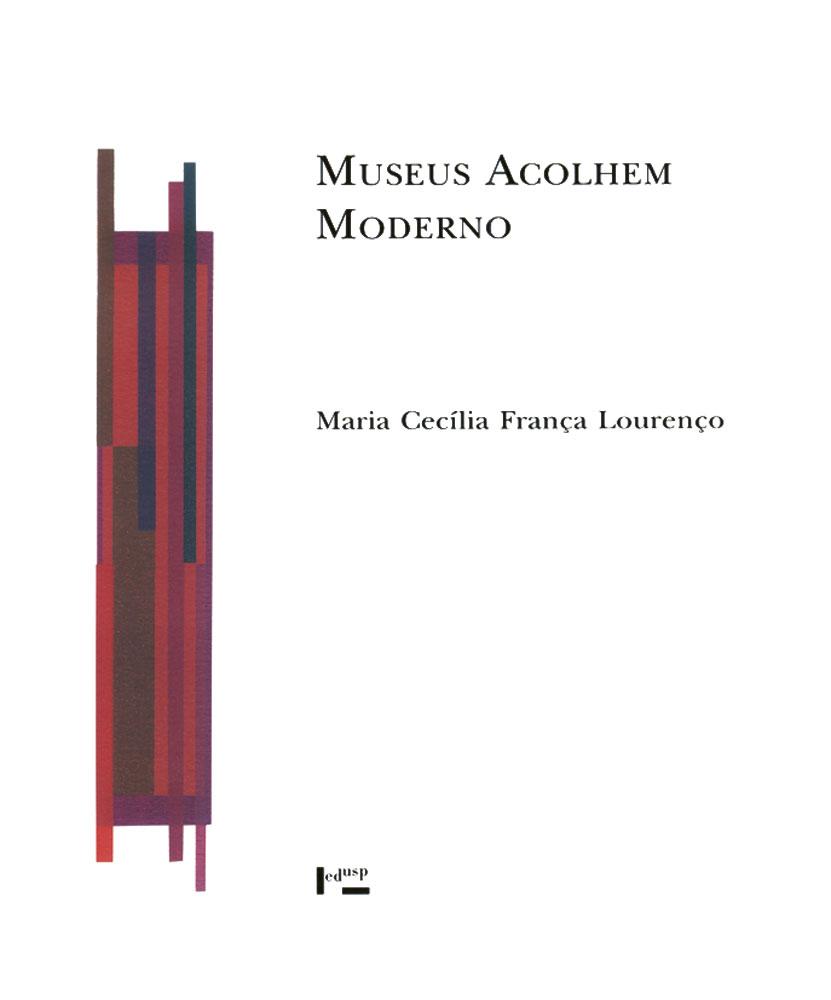 Capa de Museus Acolhem Moderno