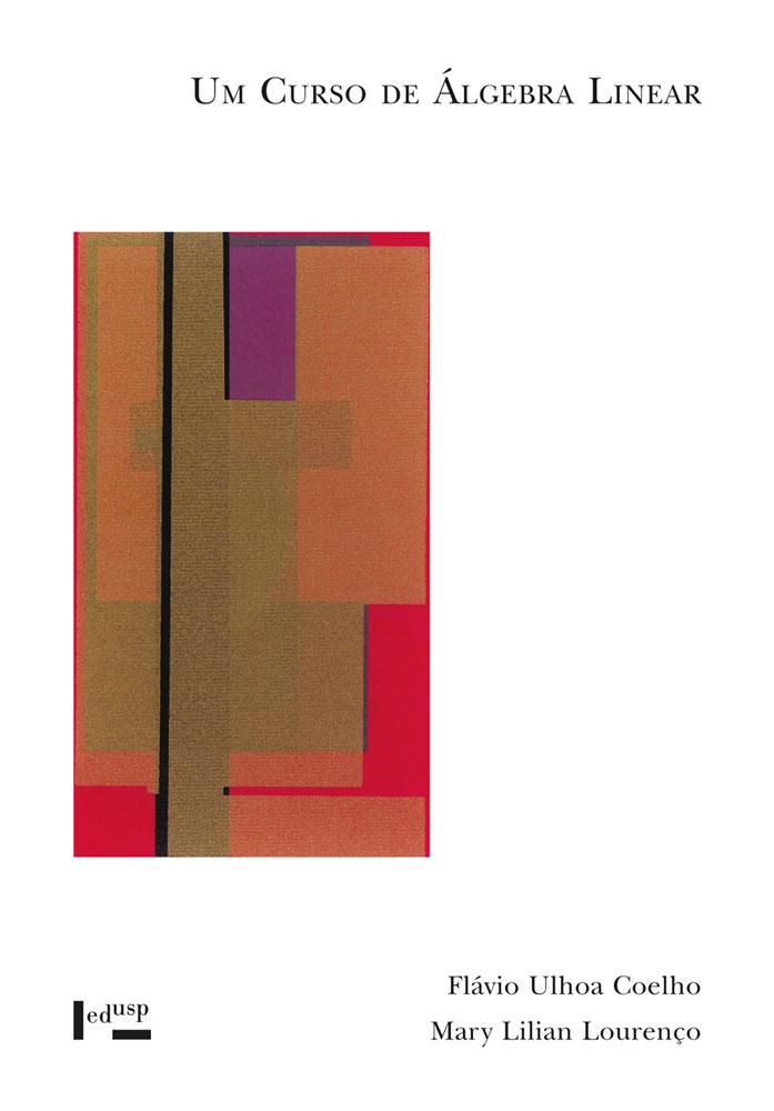 Capa de Um Curso de Álgebra Linear