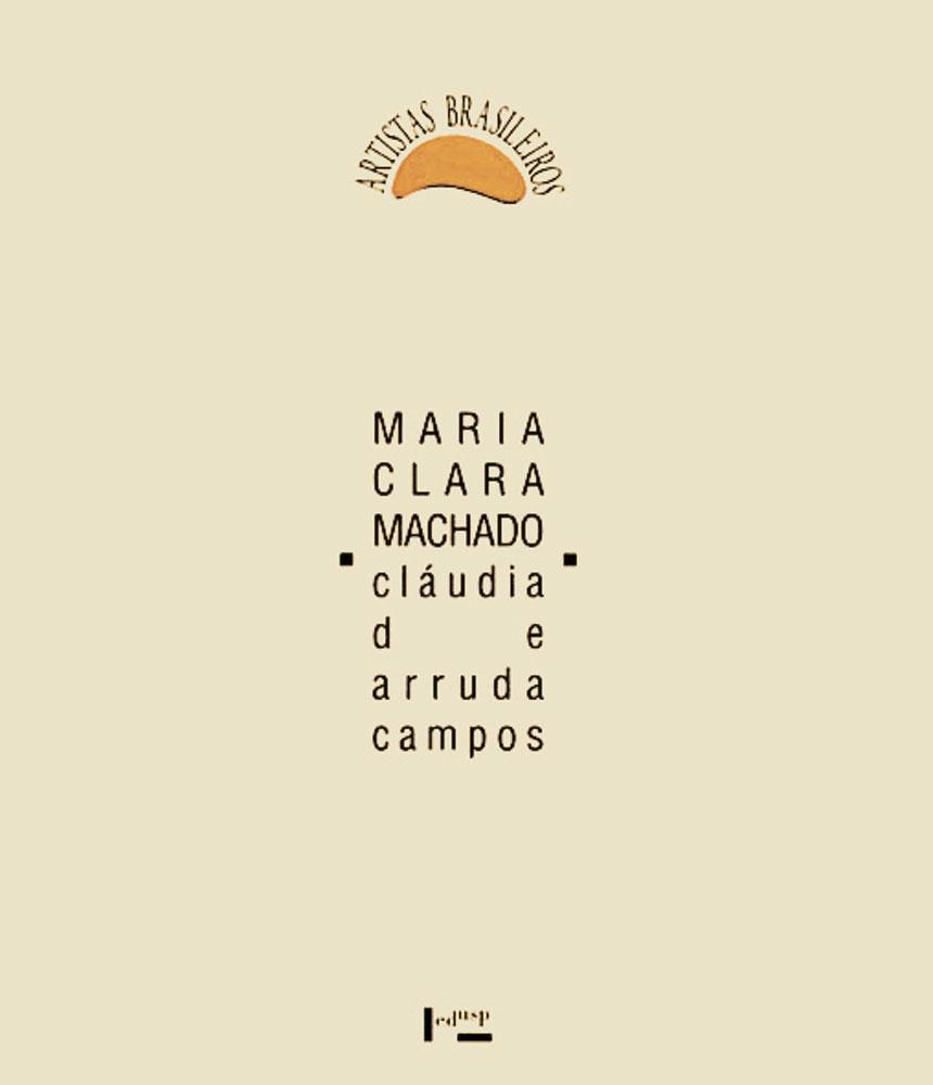 Capa de Maria Clara Machado