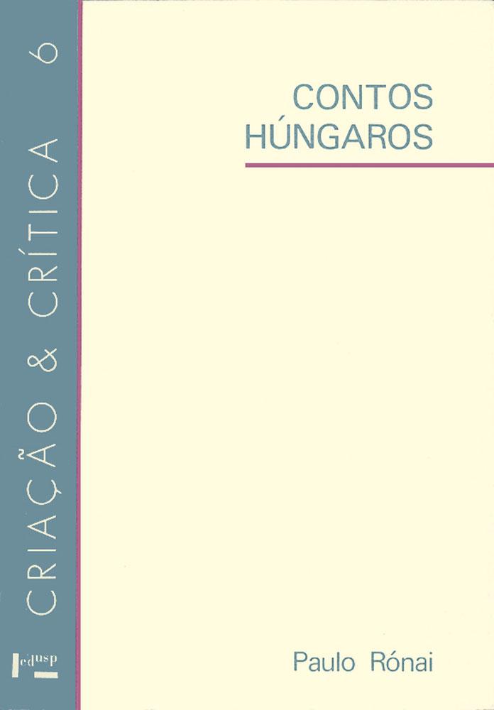 Capa de Contos Húngaros
