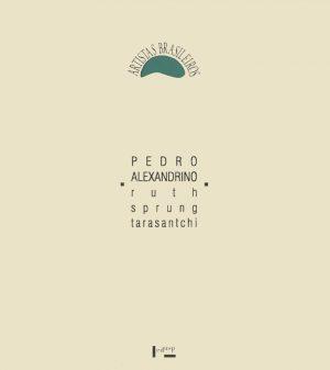 Capa de Pedro Alexandrino