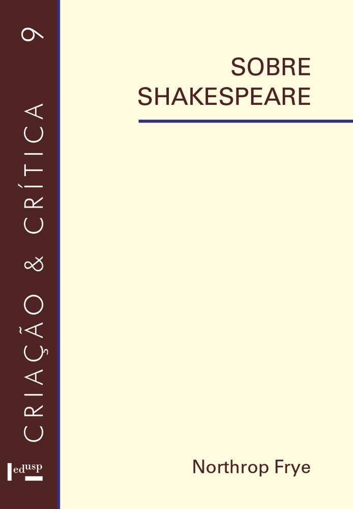 Capa de Sobre Shakespeare