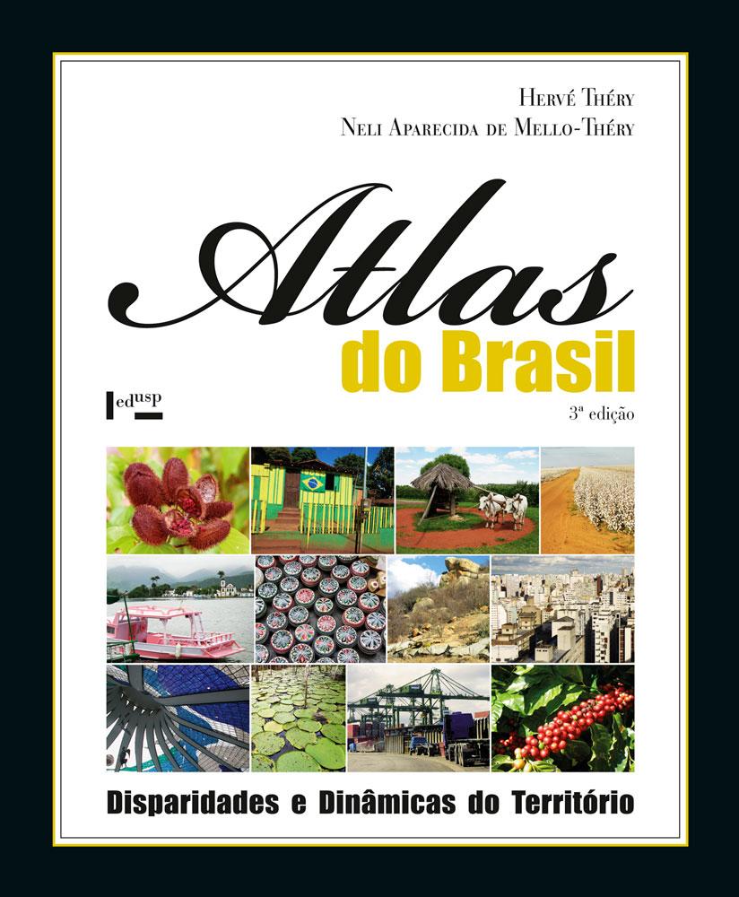 Capa de Atlas do Brasil