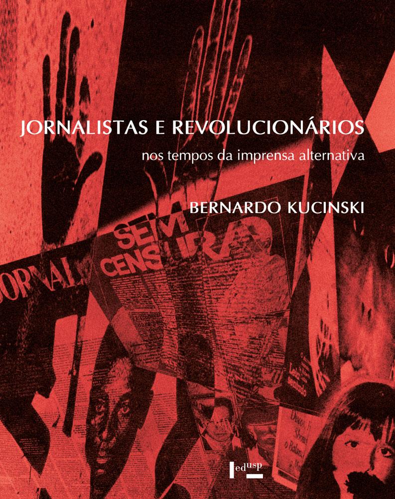 Capa de Jornalistas e Revolucionários