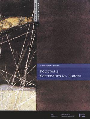 Capa de Polícias e Sociedades na Europa