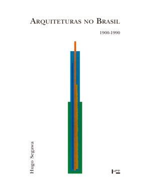 Capa de Arquiteturas no Brasil 1900-1990