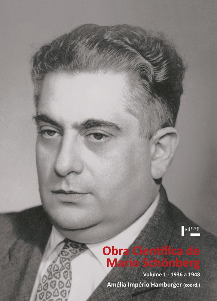 Capa de volume 1 de Obra Científica de Mario Schönberg