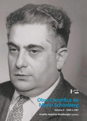 Capa de volume 2 de Obra Científica de Mario Schönberg