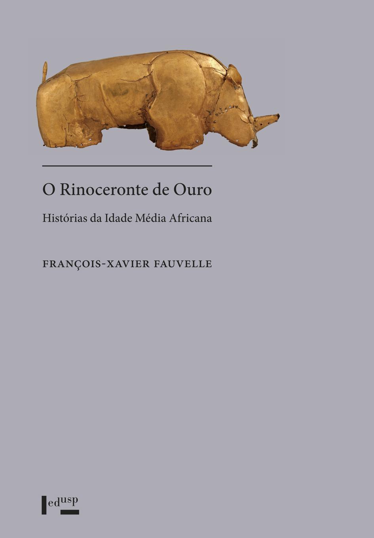 Capa de O Rinoceronte de Ouro