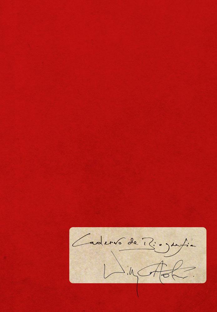Capa de Caderno de Biografia