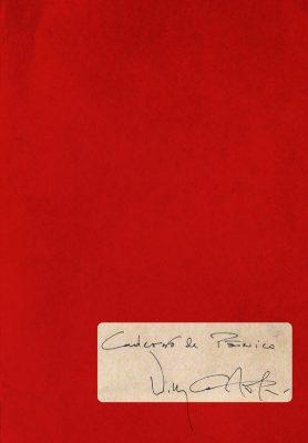 Capa de Caderno de Pânico