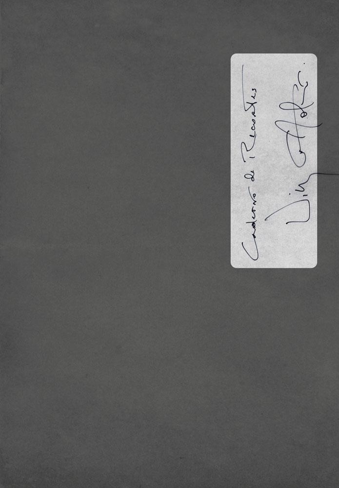 Capa de Caderno de Recortes